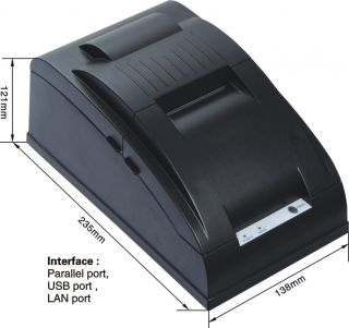 New High Quality POS Printer Thermal Label Barcode Printer