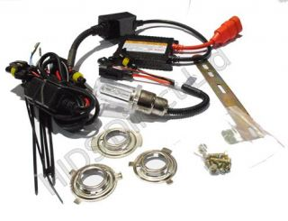 H6M Hi Lo Raptor Quad ATV Slim HID Xenon Conversion Kit