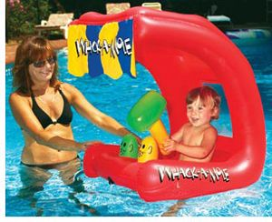 9018 Swimming Pool Baby Bopper Baby Seat Pool Float Lounge