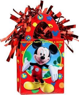 Disney Mickey Mouse Mini Tote Balloon Weight Party Supplies