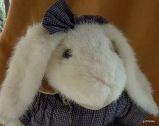 Boyds Bear Vintage Bunny Rabbit 13 Regena Haresford