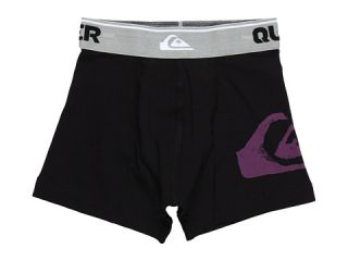 Quiksilver Kids Cashew Boxer (Big Kids) Grape Ape    Free
