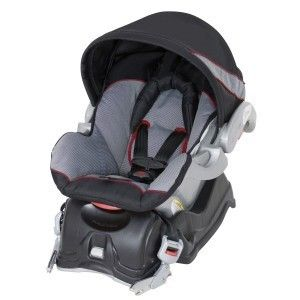 evenflo zing discovery travel system pink georgia stripe car seats. Black Bedroom Furniture Sets. Home Design Ideas