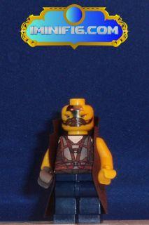 Custom LEGO minifig The Dark Knight Rises villain  Bane #180A