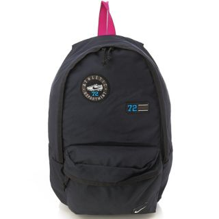 BN Nike Unisex Backpack Book Bag Navy Blue Black