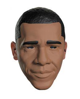 Barack Obama Political Adult President Costume Mask