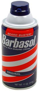 Barbasol Shaving Cream Fake Dummy Hidden Secret Valuables Stash