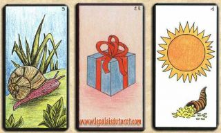France Cartes L´ Oracle GE Tarot Deck by Gerard Barbier