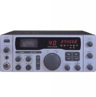 Galaxy DX 2547 Base Station CB Radio DX2547 New