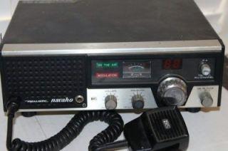 Navaho TRC 431 Base Station CB Radio w Microphone 40 Channel