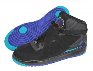 Nike Jordan AJF 8 Mens Black Basketball Shoes