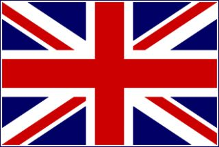x5 British Flag Outdoor UK Union Jack United Kingdom King Queen