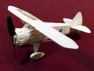 Mr Mulligan 201 Dumas Balsa Wood Model Airplane Kit