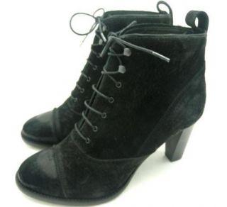 jcrew $ 275 bandelier high heel ankle boots 9 black
