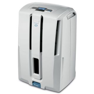 DeLonghi DD40P 40 Pint Basement Dehumidifier w Pump