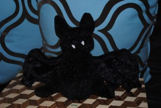 Ganz Webkinz Vampire Bat Plush Stuffed Animal 9 Nice