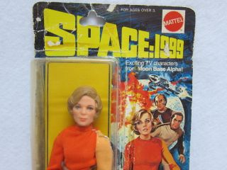 Space 1999 Doctor Russell Barbara Bain Vintage Action Figure Doll