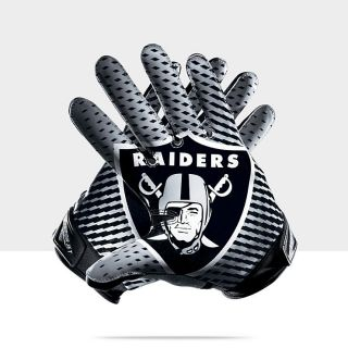 Nike Vapor Jet 2.0 (NFL Raiders) Mens Football Gloves