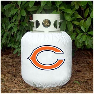 Chicago Bears NFL Football Propane Grill Tank Wrap Cover