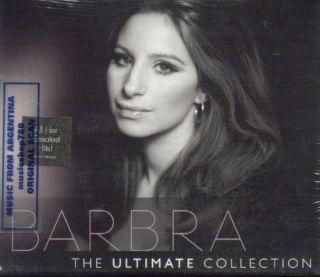 Barbra Streisand Ultimate Collection CD 2010 Best Hits