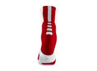 Nike Elite 2.0 USA Olympic Basketball Socks White Red Blue NWT XL 2012