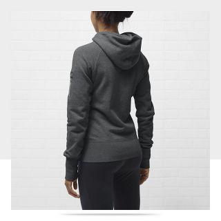 Nike AW77 Stadium Full Zip Womens Hoodie 434506_075_B