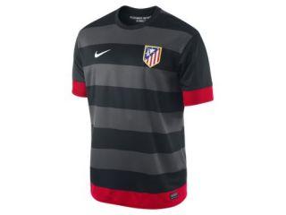 2012/13 Atlético de Madrid Replica Short Sleeve Camiseta de fútbol
