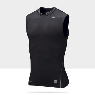 Nike Pro Combat Core Tight Mens Sleevless Shirt