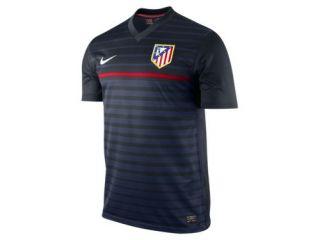 Maillot de football Club Atl&233;tico de Madrid 2011 12 ext&233;rieur