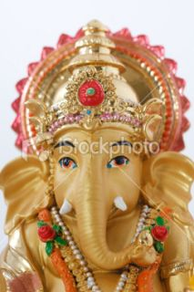 stock photo 10608255 hindu god ganesh