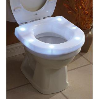 Lighted LED Toilet Seat for $11.32   home, toilet seat, led light