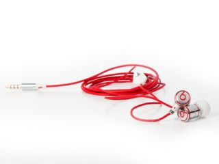 Monster Cable 129590 iBeats In Ear Stereo Headphones with ControlTalk
