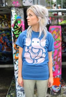 Ganesh print Boyfriend T shirt  The Left Bank  ASOS Marketplace