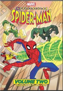 The Spectacular Spider Man Vol. 2 DVD, 2009