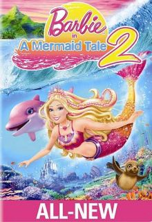 Barbie in A Mermaid Tale 2 DVD, 2012