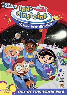 Disneys Little Einsteins Race for Space DVD, 2008