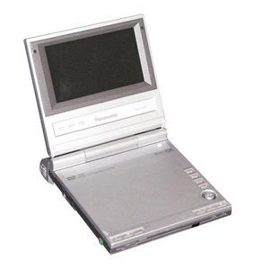 Panasonic DVD LV50 Portable DVD Player 5