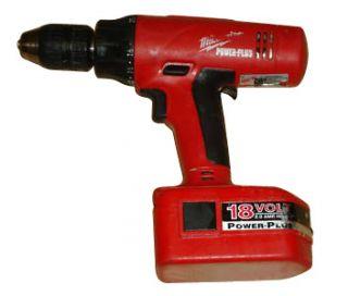 Milwaukee 0522 20 18V NiCd 1 2 Cordless Drill Driver