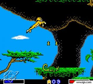 The Lion King Simbas Mighty Adventure Nintendo Game Boy Color, 2000