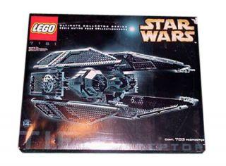 Lego Star Wars Ultimate Collector TIE Interceptor 7181