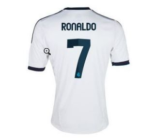 ADIDAS MENS REAL MADRID HOME SHIRT 2012 2013   SIZE S M L XL XXL XXXL