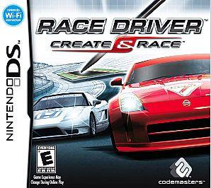 Race Driver Create Race Nintendo DS, 2007