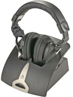 Acoustic Research AW 722 Headband Wireless Headphones   Grey