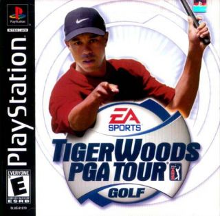 Tiger Woods PGA Tour Golf Sony PlayStation 1, 2000