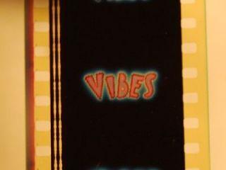 35mm film trailer vibes cyndi lauper jeff goldblum 1988 time