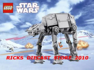 lego star wars 2003 at at shop display sign poster
