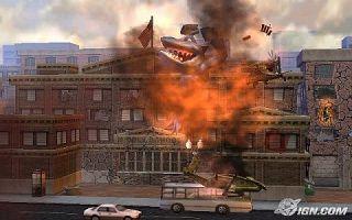 Rampage Total Destruction Nintendo GameCube, 2006