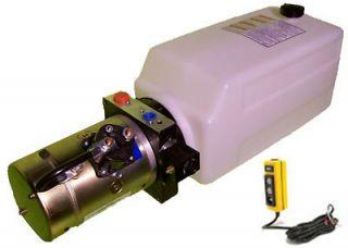 Newly listed SPX Dump Trailer 12VDC Single Acting Hydraulic Pump