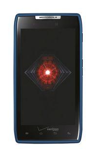 Newly listed Motorola Droid Razr 16GB   Blue (Verizon) Smartphone