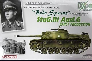 Newly listed 1/35 DML 6488 StuG III Ausf G Early Production